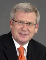 Fritz Rudolf Körper, MdB