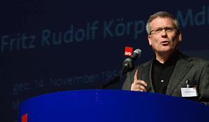 Fritz Rudolf Körper - Landeskonferenz 2009